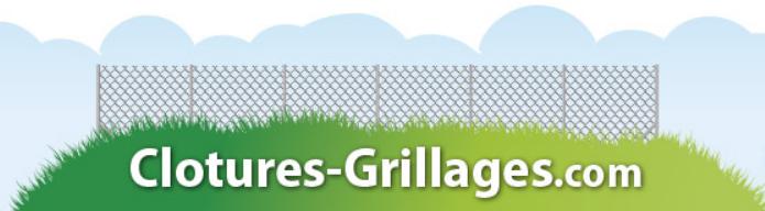 Retrouvez sur clotures-grillages.com toute une palette de grillages soudés de qualité