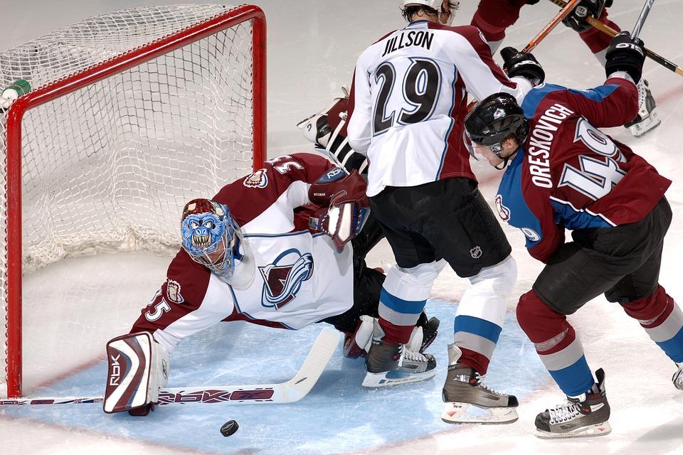 Le pari en hockey sur glace sur Rue des Joueurs, c'est possible