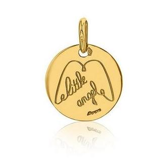Médaille de baptême Ange – Maison AUGIS